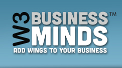 W3bminds – Add wings to your Business